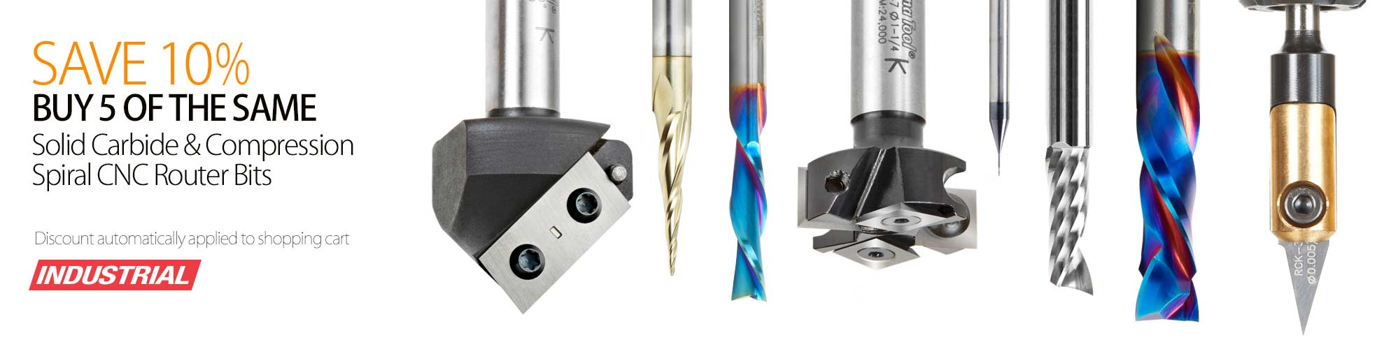 CNC Router Bits and Insert Bits