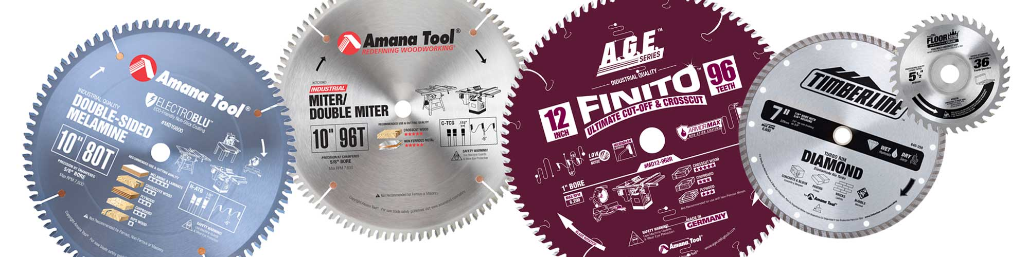 Amana tool carbide tipped circular saw blades dado set free ship saw blades keyboard keysfo Images