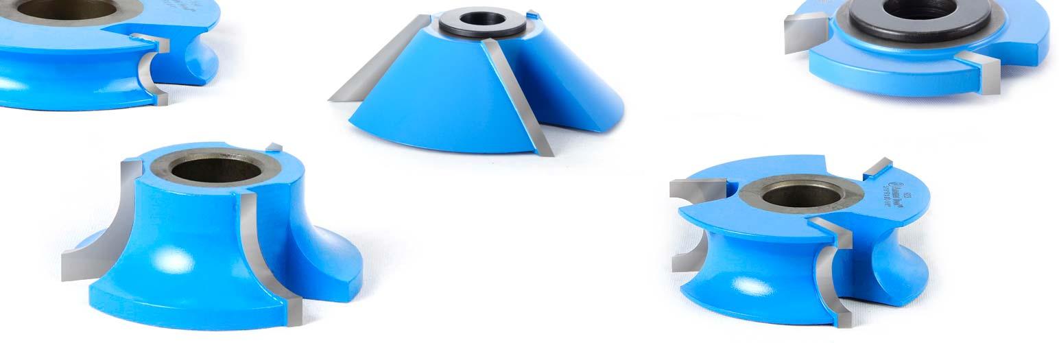 Carbide-Tipped Shaper Cutters