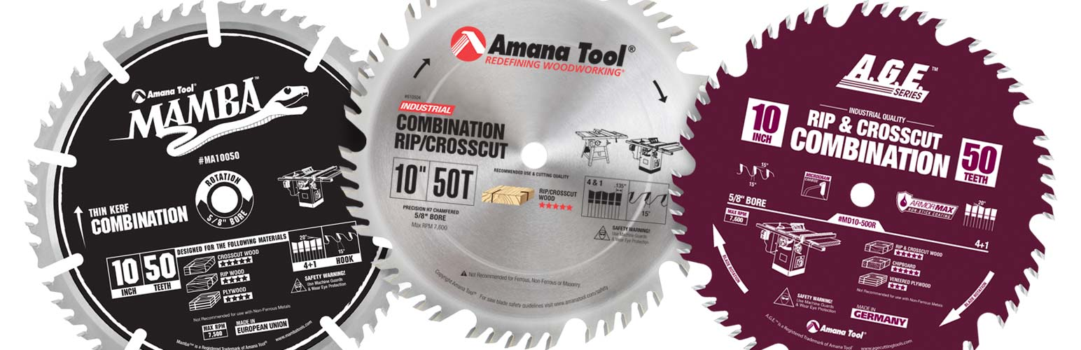 Combination Saw Blades