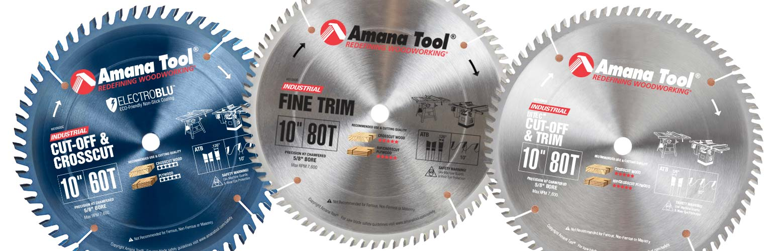 Cut-Off and Crosscut Saw Blades