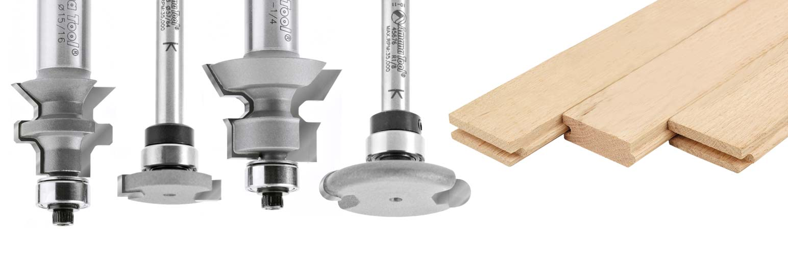 Flooring Router Bits