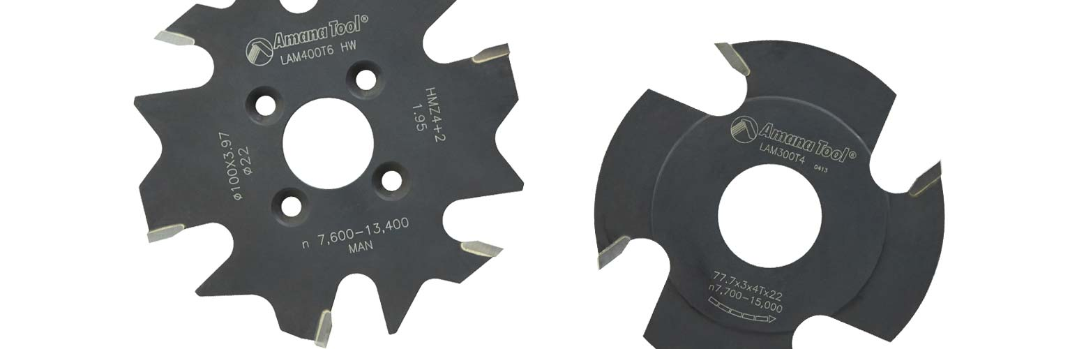Plate Jointer Blades
