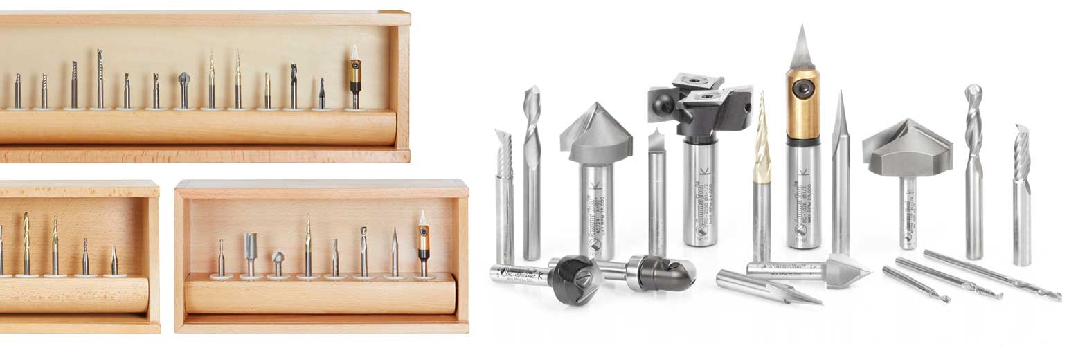 CNC Signmaking Router Bit Sets