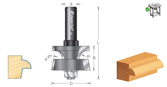 Door Lip Assembly Router Bits - Toolstoday.com - Industrial Quality Carbide Tipped Router Bits  sc 1 st  Toolstoday.com & Door Lip Assembly Router Bits - Toolstoday.com - Industrial Quality ...
