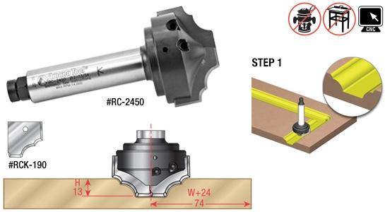 Cnc Multi Profile Bits Toolstoday Industrial Quality Cnc Bits