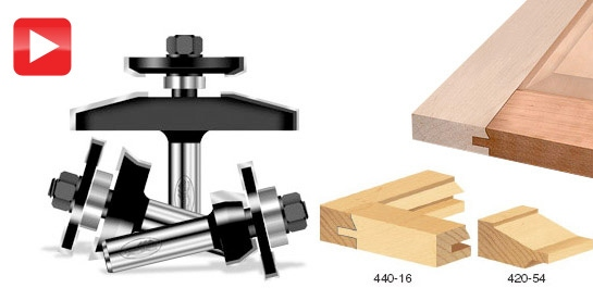 Awesome Shaker Cabinet Door Shaper Cutters