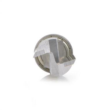 Amana Tool 47229 Carbide Tipped Flush Trim Plunge Template 5/8 D x 1-1/4 Inch CH x 1/2 SHK w/ Upper Ball Bearing Router Bit