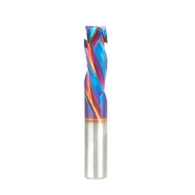 48324-K CNC Solid Carbide Spektra™ Extreme Tool Life Coated Compression Spiral 12mm Dia x 32mm x 12mm Shank