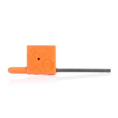 Amana Tool 5018 Torx Key T-Handle Use with Key Size T-10 Use with Screw Size 67117