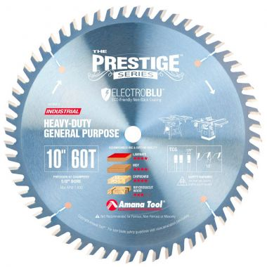 610601C Carbide Tipped Prestige Heavy Duty saw blade