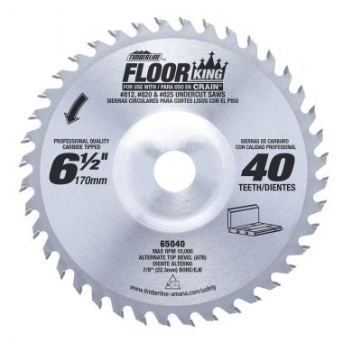 Floor King Carbide Tipped Saw Blade