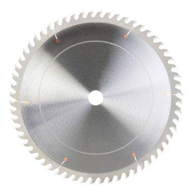 712601 Carbide Tipped Cut-Off and Crosscut 12 Inch Dia x 60T TCG, 15 Deg, 1 Inch Bore