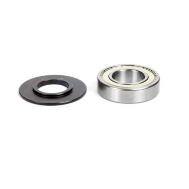 Amana Tool 61650 Insert Shaper Cutter Accessory 2.675 D x 1-1/4 Inch Bore Ball Bearing w/ Retainer