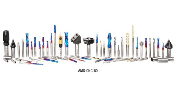 LED Illuminated Master CNC Router Bit Collections