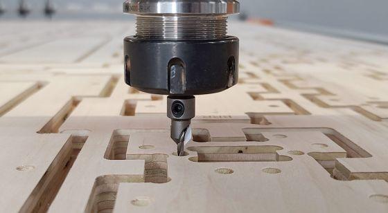 CNC Countersink