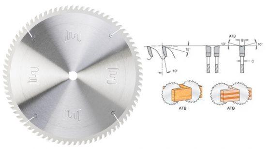 fine trim saw blades carbide tips