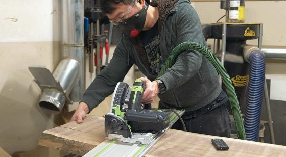 Saw Blades For Festool And Other Track Saw Machines