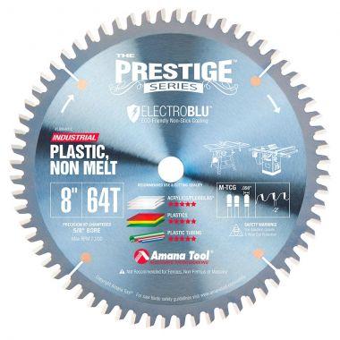 Non Melt Plastic Cutting Saw Blade