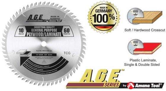 Heavy Duty General Purpose Saw Blades - Economy