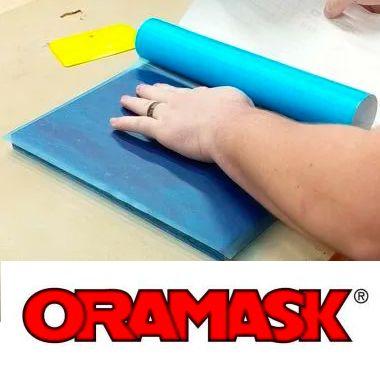 Oracal ORAMASK 813 Stencil Film 12 Inch Wide x 20 Foot Long Roll