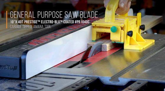 General Purpose Prestige™ Saw Blades