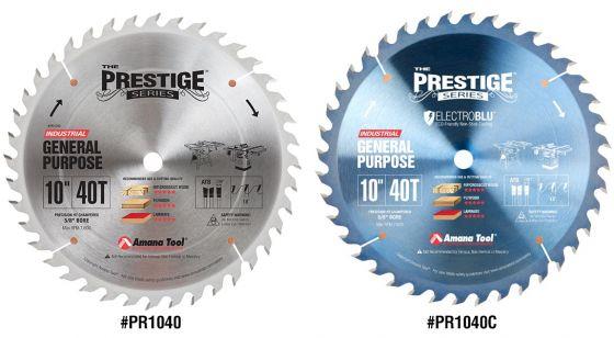 General Purpose Prestige Saw Blades