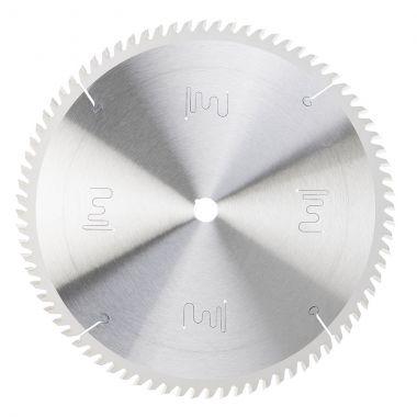Amana Tool TB10800 Carbide Tipped Thin Kerf Trim 10 Inch D x 80T ATB, 10 Deg Circular Saw Blade
