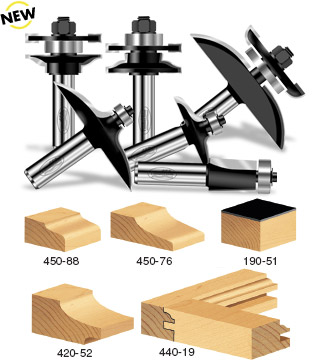 Impressive Router Bits For Cabinet Doors Collection