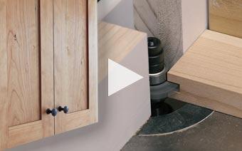 Building a Medicine Cabinet Router Bit Video
