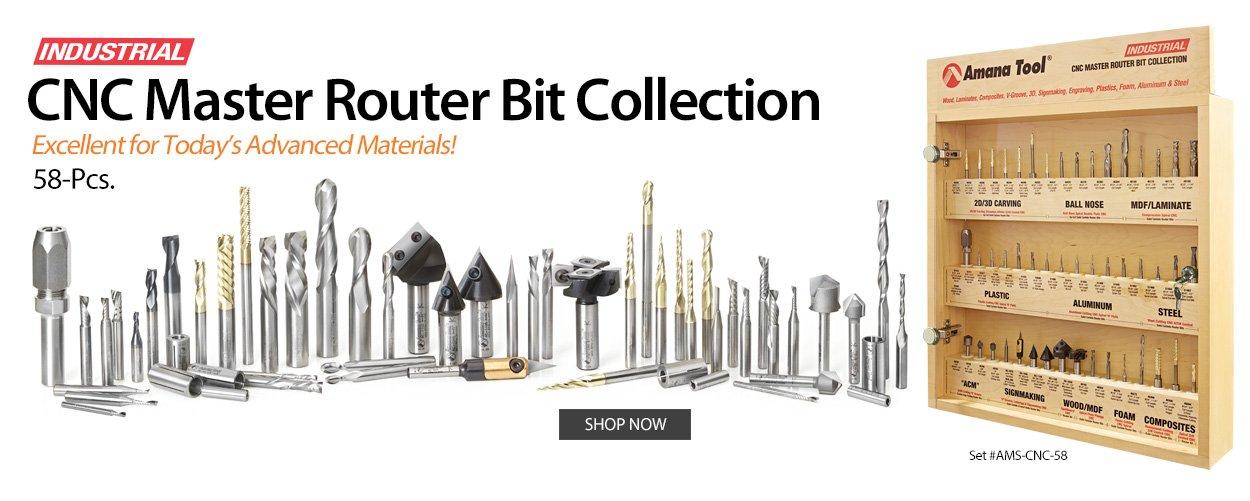 Master CNC Set