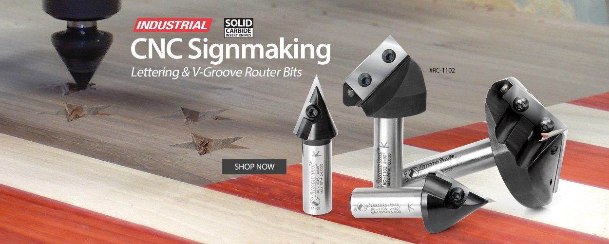 CNC Signmaking